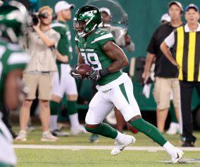 Jets Break Camp; Injury Report
