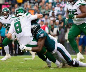 Jets Lose 31-6 to Eagles; KRL Notes