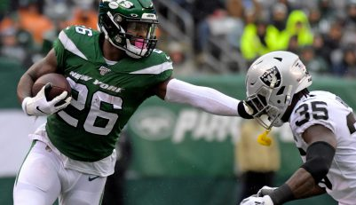 Report: Jets and Le'Veon Bell Looking to Part Ways