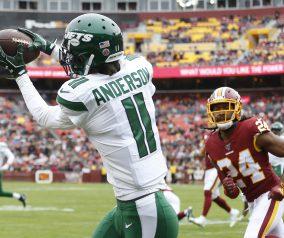 Jets Week 12 Inactive List vs Raiders