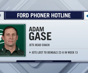 Adam Gase on the Michael Kay Show