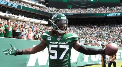Jets Reportedly Getting Calls for Linebacker CJ Mosley