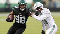 Jets Defense Playing Hurt on TNF @ Ravens