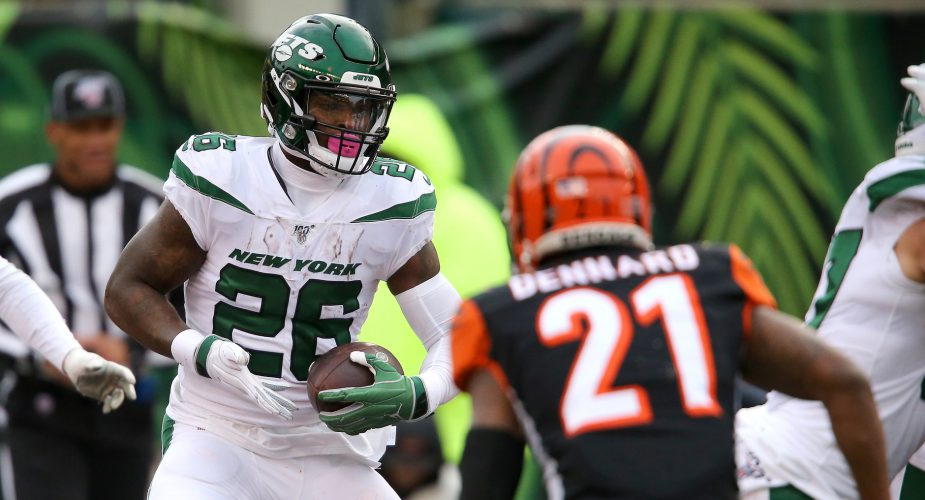 Jets Have Litte Depth Behind Bell; How to Address RB Through the Draft