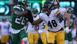 Jets Upset Steelers 16-10; Week 16 Report Card