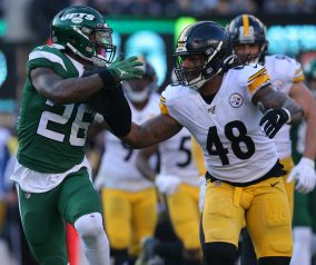 Le'Veon Bell Frustrated With Offense, but Understands it's a Process