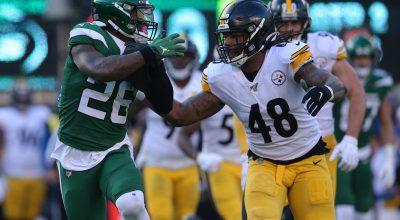 Jets Upset Steelers 16-10; Week 16 Report Card