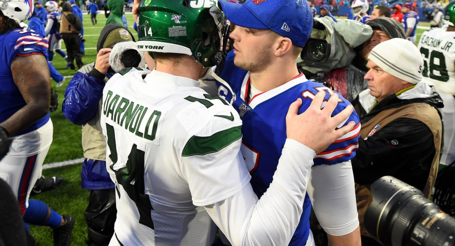 Darnold in the Rain; Other KRL Game Notes