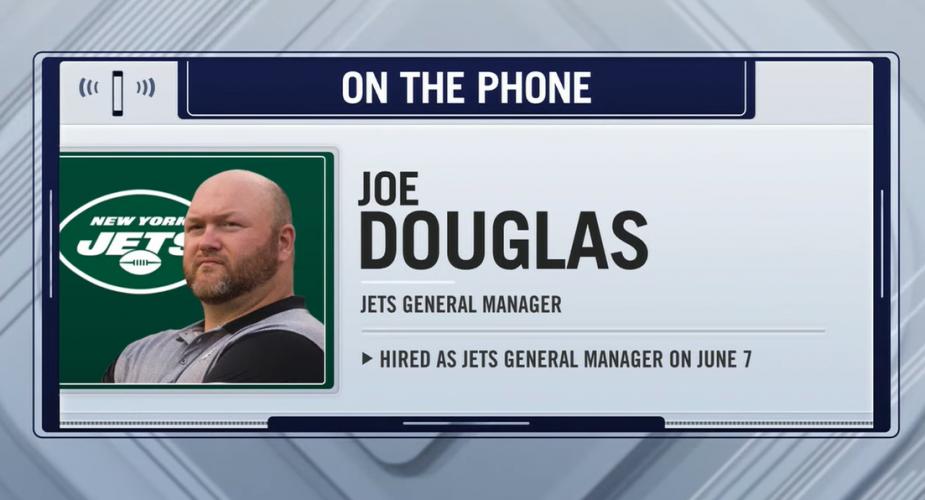 Joe Douglas 2020 Vision for the Jets