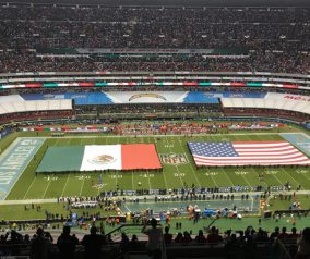 NFL to Return to Mexico in 2020 and 2021
