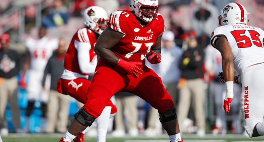 Early Developments Have Jets Postioned to Snag Left Tackle in Round 1