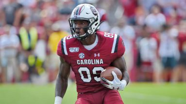 Prospect Preview: WR Bryan Edwards Could be Ideal mid-round Pick for Gang Green