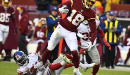 Jets Sign Former Redskins 1st Round WR Josh Doctson