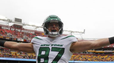 Jets Re-Sign TE Daniel Brown; Other Notes