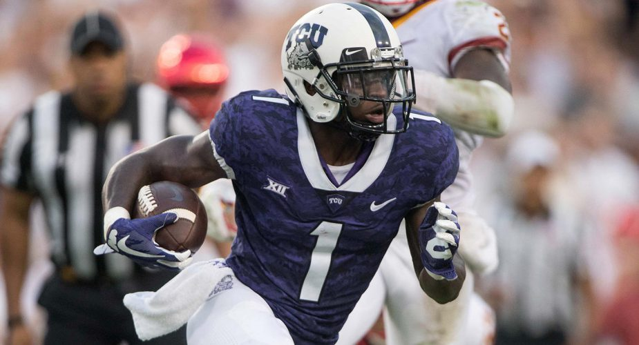 Prospect Preview:  Jalen Reagor, Don't let the Size Fool you