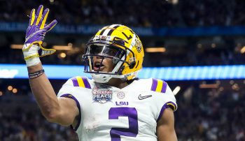 JetNation Prospect Preview: LSU Wide Receiver Justin Jefferson