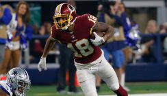 Doctson Signing Gives Jets Much-Needed vet Pass Catcher