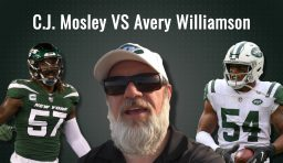 CJ Mosley & Avery WIlliamson; Should the Jets bring Avery Back?