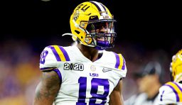 JetNation Prospect Profile: LSU Edge Rusher K'Lavon Chaisson
