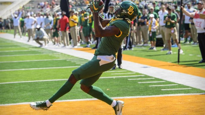 Jets Add Explosive Receiver Denzel Mims with 59th Pick