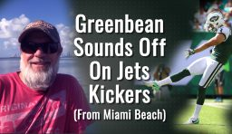 Sounding Off On the NY Jets Kicking Situation