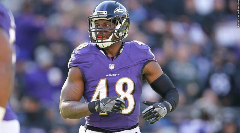 Jets Sign Former Ravens Linebacker Patrick Onwuasor