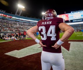 Jets Draft Texas A&M Punter Braden Mann (6th Round #191 Overall)