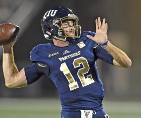 Jets Draft QB; James Morgan in 4th Round