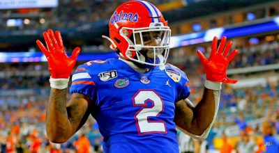 Jets Go RB; Select La'Mical Perine from Florida at #120