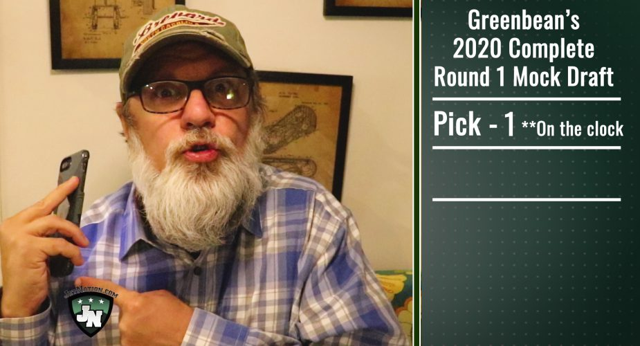 GreenBean's Complete Round 1 Mock Draft