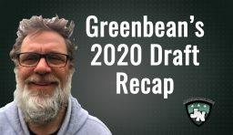 GreenBean Breaks Down the 2020 NY Jets Draft