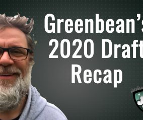 GreenBean Breaks Down the 2020 NY Jets Draft