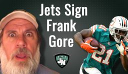 Frank Gore Signs with the NY Jets; GreenBean's Thoughts