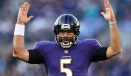 Jets add Quarteback Joe Flacco