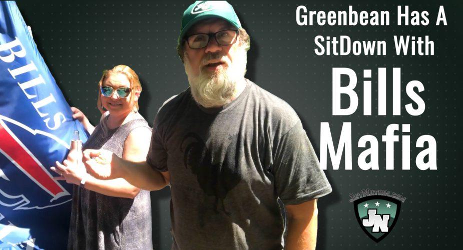 GreenBean Talks to a Member of Bills Mafia