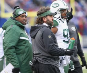 Cimini: Jets Have Replaced Trainer John Mellody