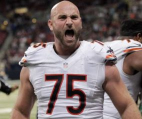 Report: Jets Talking to Retired OL Kyle Long About Possibe Return