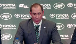 Gase Meets With Media, Says Jets Won't Commit to Jamal Adams Extension or Kneeling With Team