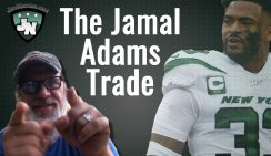 GreenBean Reacts to the Jamal Adams Trade