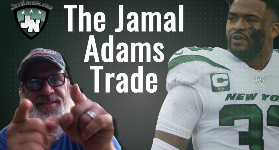 GreenBean Reacts to the Jamal Adams Trade