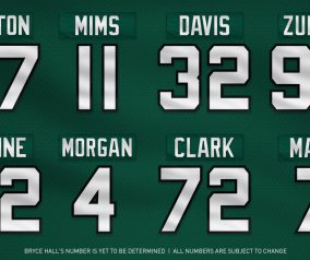 Jets Release Updated Jersey Numbers