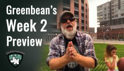 GreenBean's Thoughts on Week 2 (49ers)