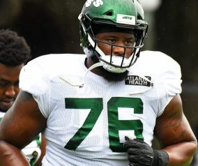 Injury News Jets Worse; Concussion for Fant