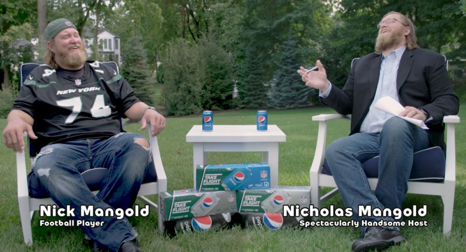 """Pepsi, Giants and Jets are going """"Live from New York"""" this Season for Fans at Home"""