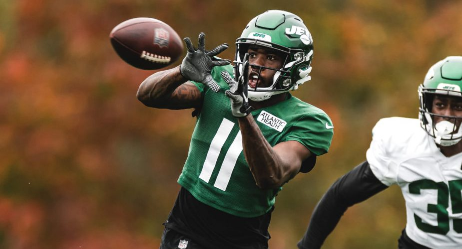 How Does Jets Receiving Corps Stack up From Top to Bottom?