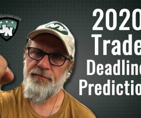 NY Jets Trade Deadline Predictions