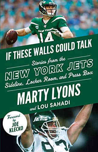 Marty Lyons, If These Walls Could Talk