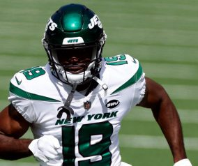 Report: Jets Have Interest in Retaining Breshad Perriman