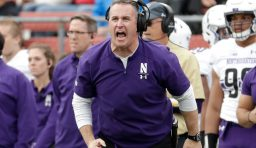 Report: Jets Start Search for new Head Coach With Northwestern's Pat Fitzgerald