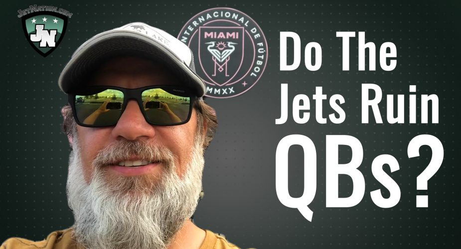 Do the Jets Ruin QBs?